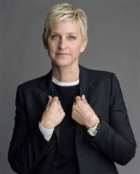 ellen degeneres 2014 haircut female celebrity short haircuts 2014 2015 short