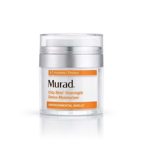 Murad City Skin Overnight Detox Moisturizer Reviews by Get Your Glow On With These 19 Vitamin C Infused