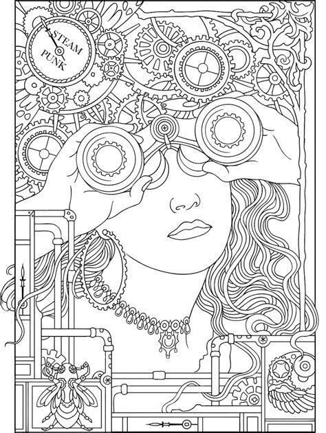 coloring book for adults colored 10 coloring books to help you de stress and self