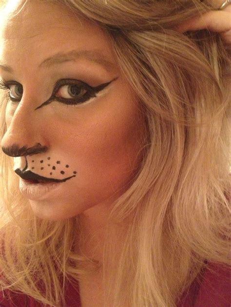 nala lion king makeup lioness or lioness makeup for halloween nala pinterest
