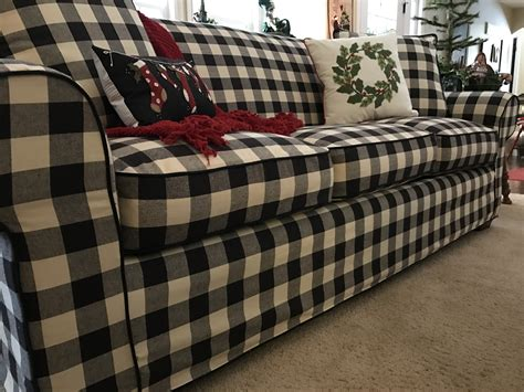 buffalo check sofa buffalo check sofa cover 227 best buffalo plaid images on