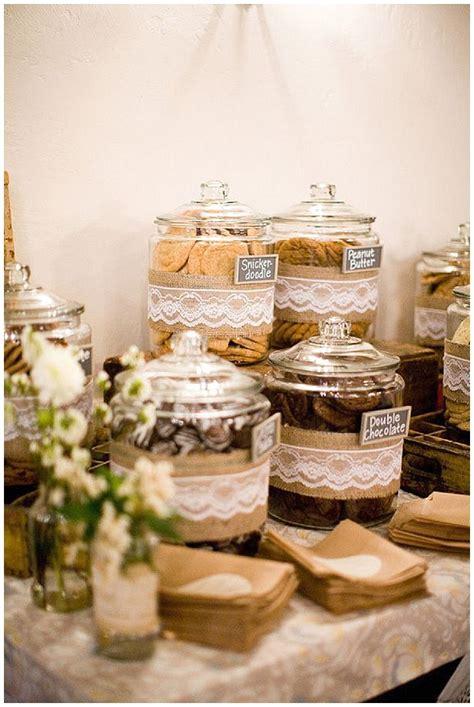 wedding table decorations with jars 40 hessian wedding ideas