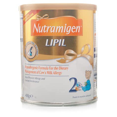 Formula Free Lactose nutramigen lipil 2 lactose free formula