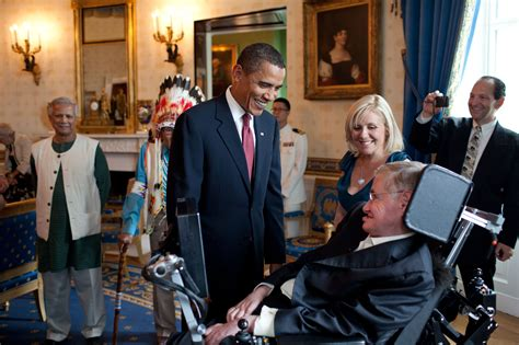 short biography of barack obama wikipedia who was stephen hawking universe today