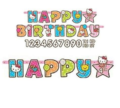hello birthday banner template free the gallery for gt hello birthday png