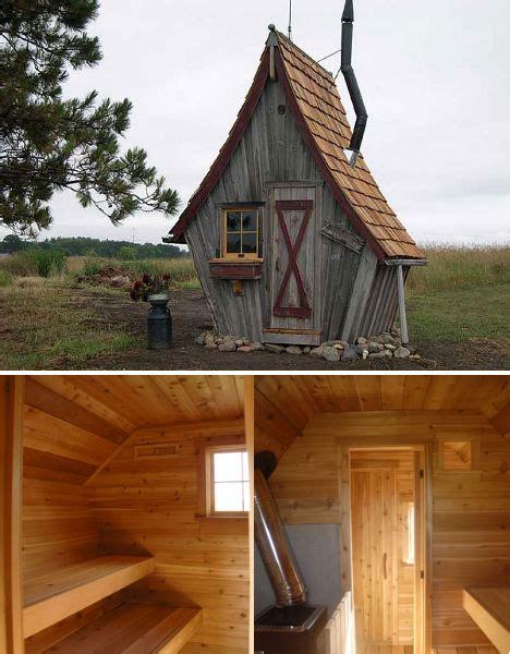 Small Homes Rustic 13 More Modern Mobile Modular Tiny House Designs