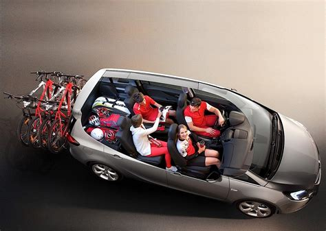 Bench Seats For Cars by Opel Zafira Tourer Specs 2011 2012 2013 2014 2015