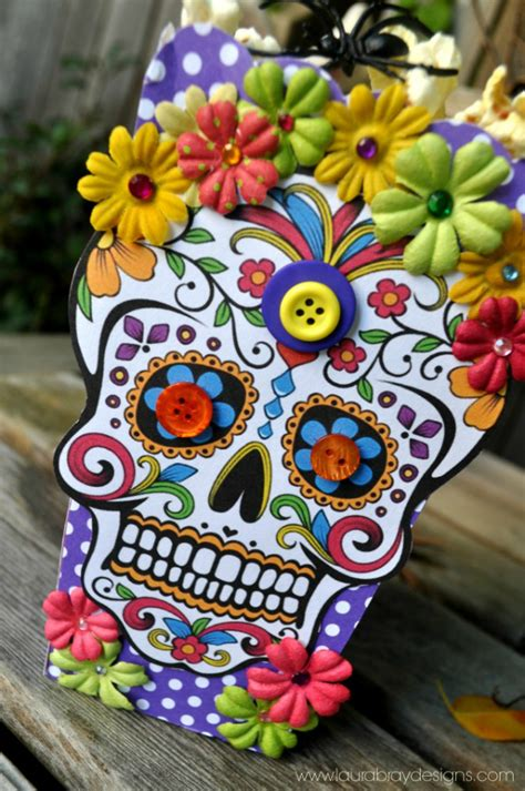 Fiori Chocolate Sugar Box day of the dead ideas candydirect