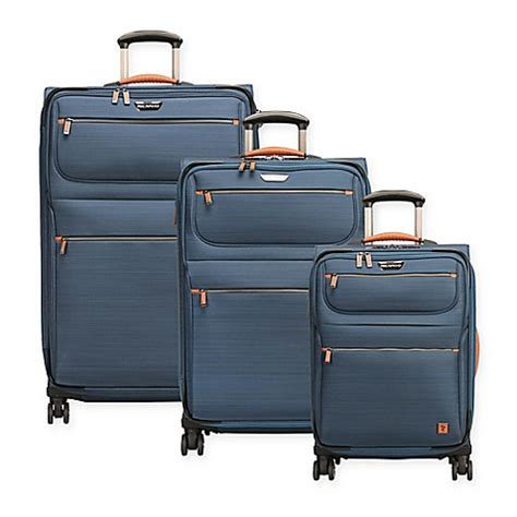 bed bath and beyond suitcases ricardo beverly hills 174 san marcos luggage collection bed