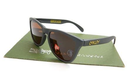 Terlaris Kacamata Oak Ley Frogskin Granade Sunglass Polarized 1 frogskin limited edition grenade