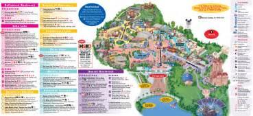 Disney Orlando Map by Pics Photos Disney World Orlando Map Pdf