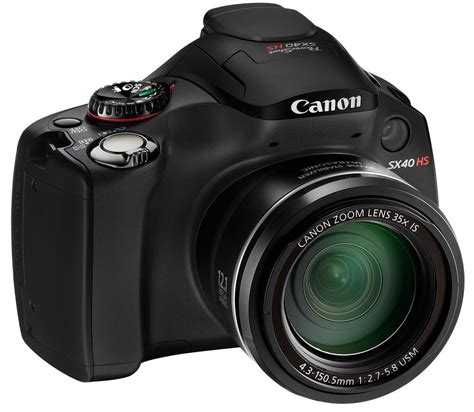 new canon new canon powershot sx40 hs announced