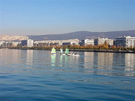 sail to thessaloniki with babasails yachting babasails - Sailing Greece Thessaloniki
