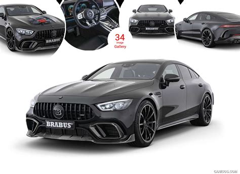 mercedes brabus 2019 2019 brabus 800 based on the mercedes amg gt 63 s