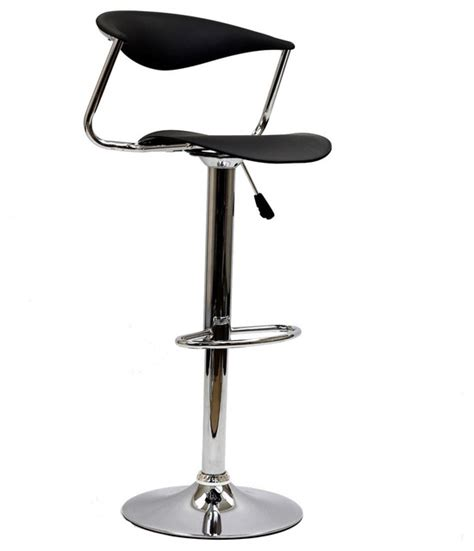 bar stools commercial grade wavy commercial grade modern bar stool black