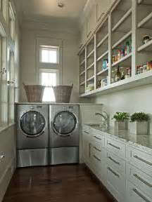 8 tidy laundry rooms that make washday home
