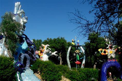 arte e giardino arte e magia al giardino dei tarocchi siena news