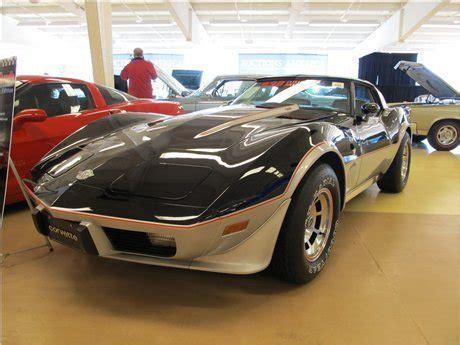 1978 Corvette Indy Pace Car L82 27 000 For Sale Corvette Trader 1978 Chevrolet Corvette Indy 500 Pace Car Edition Platinum Database Sports Car Market
