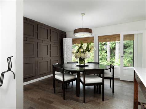 ideas for dining room walls dining room paneling reviravoltta com