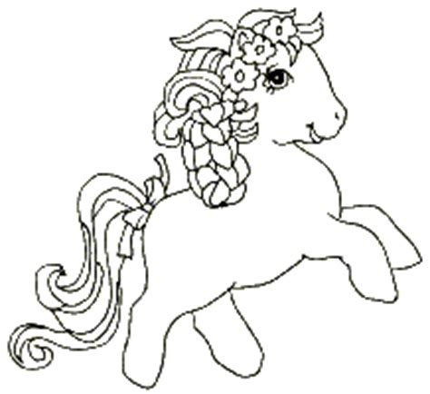 vintage my little pony coloring pages my little pony coloring pages coloringpages1001 com