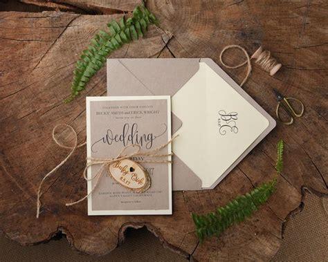 rustic elegance wedding invitations rustic wedding invitations 20 engraved wedding