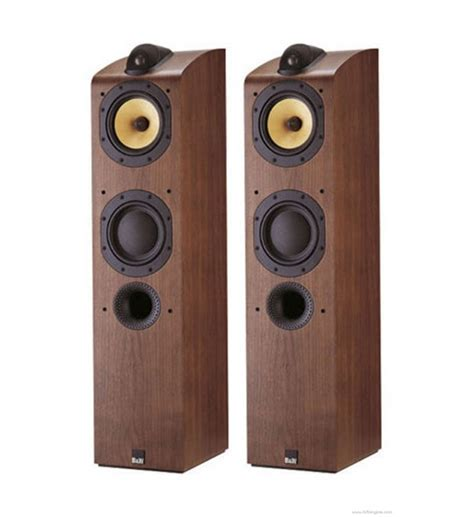 Bowers Wilkins Floor Standing Speaker Nautilus   Carpet