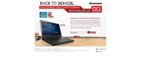 Win 50 000 Sweepstakes - lenovo 50 000 sweepstakes and instant win game