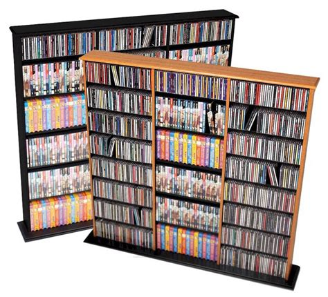 dvd racks large 960 cd 420 dvd tower cd dvd storage rack new ebay