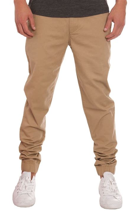 Chino Joger khaki chino joggers products and joggers