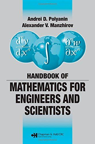 a concise handbook of mathematics physics and engineering sciences books engineering math reference books engineering mathematics