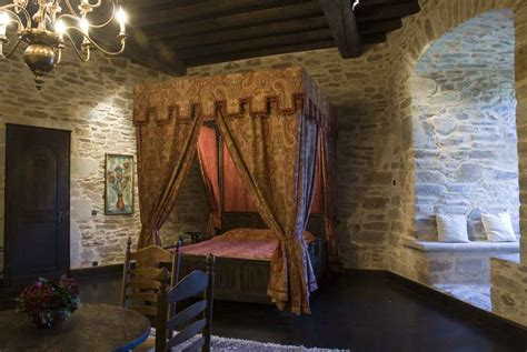Knights Bedrooms by Montbrun Castle Guest Rooms Second And Third Floor