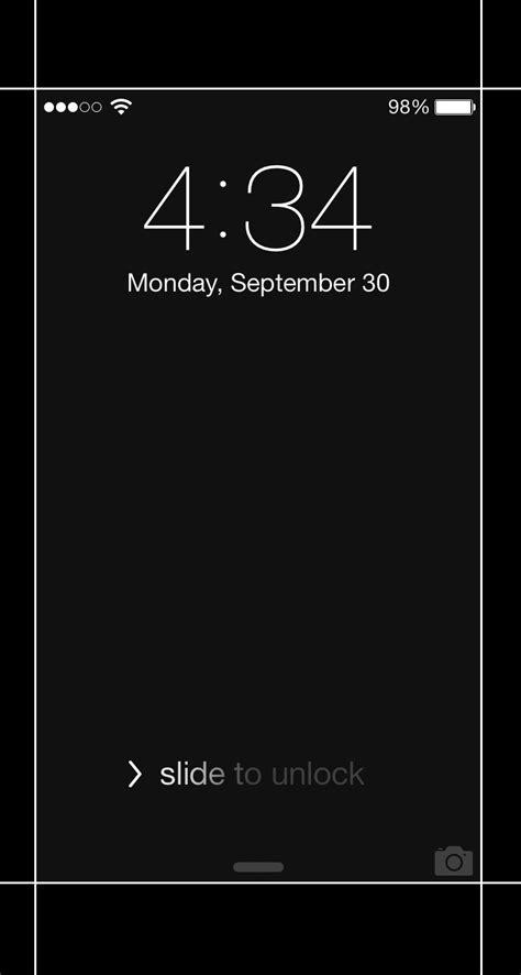 iPhone 5s Wallpaper Template - WallpaperSafari