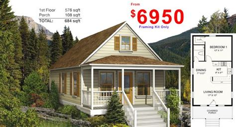 a frame home kits for sale 18 complete build to suite turnkey cottages available from