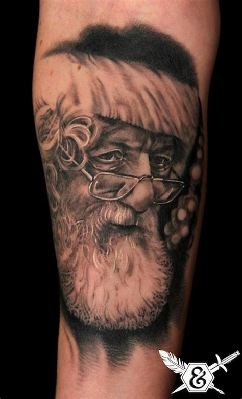 christmas abbott tattoos needles and sins