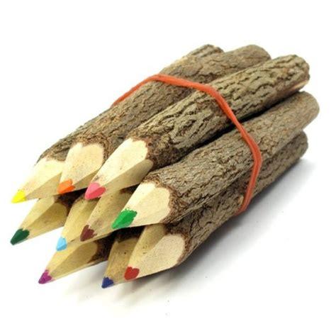 Pencil Warna Pendek 10 Warna pencil warna unik vintage klasik hobi 3 pencil warna