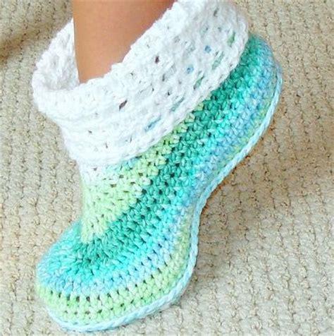 free crochet pattern womens house slippers botas de croch 234 para adulto fotos materiais e como fazer