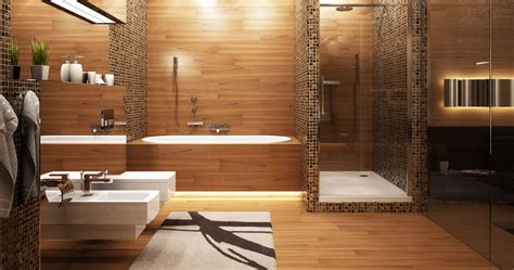 pavimenti in legno per bagno bagno e parquet i perch 232 di una scelta giusta
