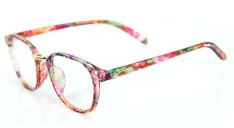 colorful glasses details about colorful dazzle eyeglass frame gold