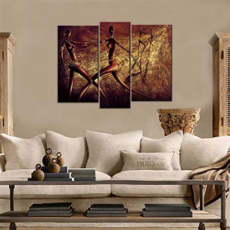 santin art chasing modern canvas art wall decor abstract