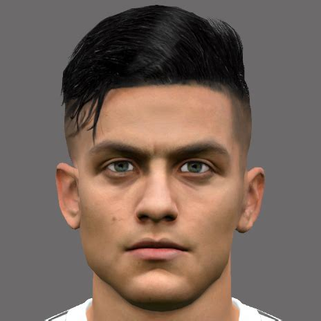 dybala tattoo pes 2016 juventus italy serie a faces pes 2015 pes 2016