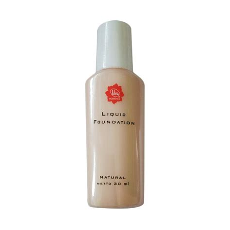 Harga Foundation update harga wardah exlusive liquid foundation