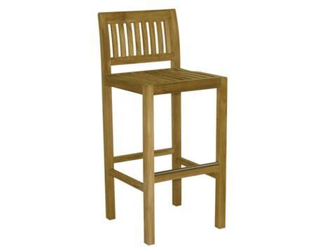 sgabelli con schienale alto sgabello da giardino in legno con schienale alto savana