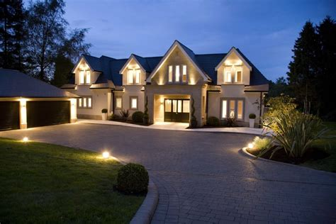 6 Bedroom Detached House For Sale In Castle Hill Luxury Homes Cheshire