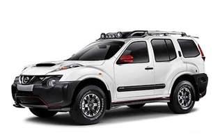 Nissan X Terra 2018 Nissan Xterra Concept Redesign And Specs Car