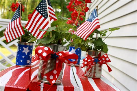incredible independence day table decorations