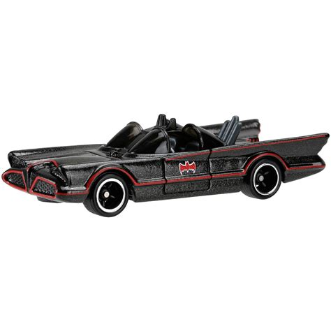 Wheels Hotwheels Retro Bat Mobile Batmobile wheels retro entertainment series batman tv series batmobile diecast vehicle 1 64 scale at