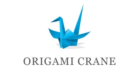 Origami Logo Tutorial - how to create an origami logo blueblots