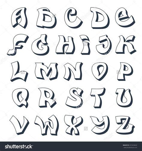 letters graffiti letters exle