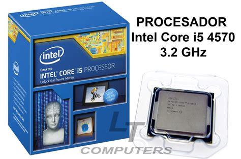 Processor Intel I5 4570 6m Cache 32 Ghz Tray Ori 1 procesador intel i5 4570 3 2ghz 6mb 4 nucleos u s 384 99 en mercado libre