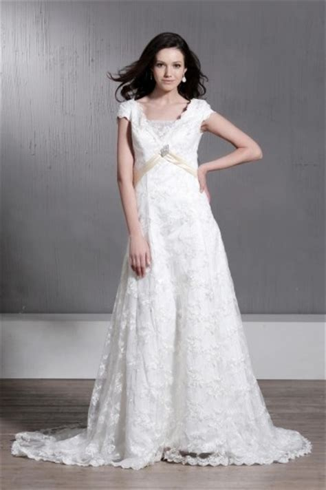 imagenes vestidos de novia con manga corta fantas 237 a vestido de novia hasta el suelo de encaje con